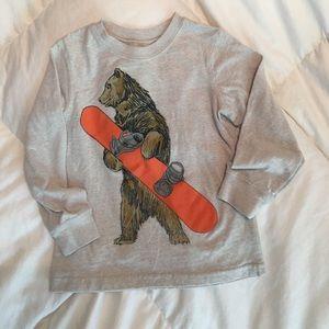Boy's Carter's Long Sleeve T-shirt - Size 3T